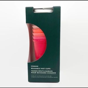 Starbucks Limited Holiday 2019 Reusable Hot Cups
